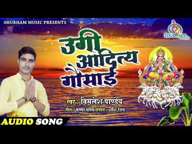 एक भक्त कि छठ माता से पुकार सुनिए - उगी आदित्य गौसाई _ Mahima Chhathi Maai Ke   Vimlesh Panday