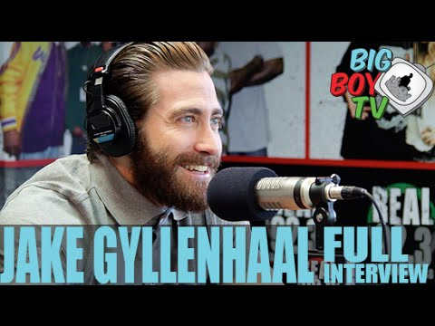 Jake Gyllenhaal FULL INTERVIEW | BigBoyTV