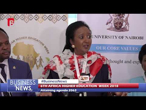 6th AFRICAN HIGHER EDUCATION WEEK BUSINESS NEWS 23rd Oct 2018