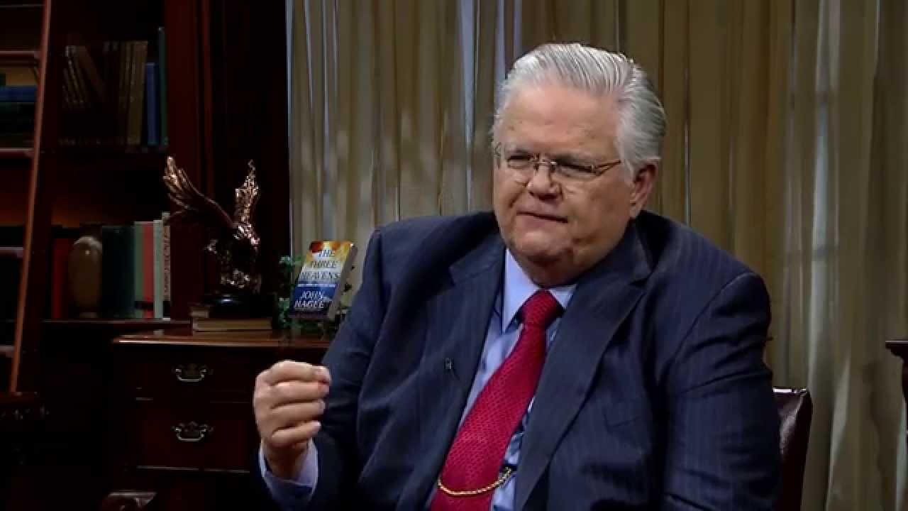 the three heavens pdf by john hagee