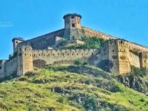 Quick tour of Hari Parbat Fort Srinagar Kashmir