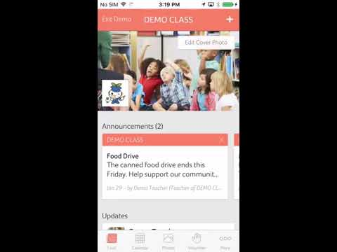 Increasing Parent Communication and Participation with Bloomz
