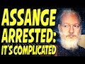Villain/Hero Julian Assange Arrested - TechNewsDay