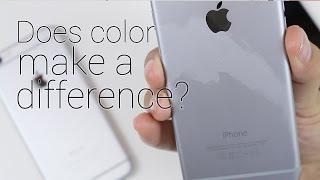 iPhone 6 Fingerprints/Smudge Test ( Space Gray, Gold, Silver )