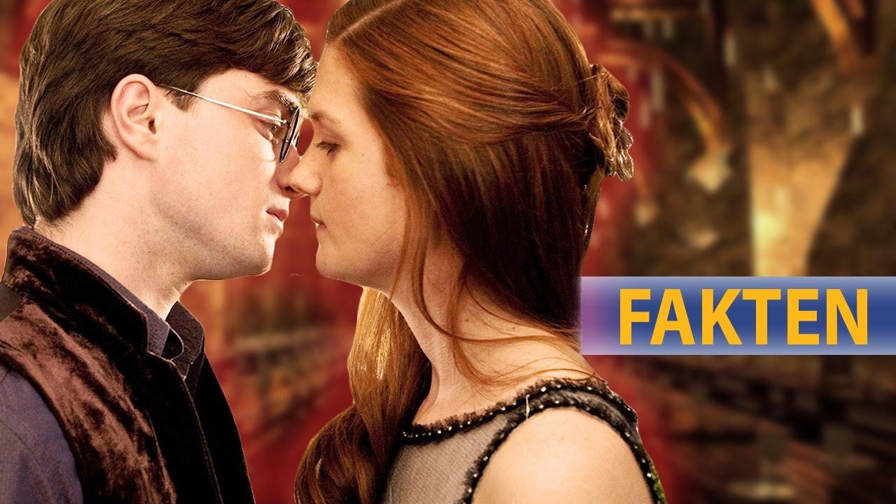 Harry Potter Ist Ein Schlechter Kusser 15 Fakten Uber Die Harry Potter Filme Mit Dagilp Youtube