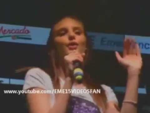 EME15 en Evento Digital canta Te Quiero Mas [Parte 2/4]