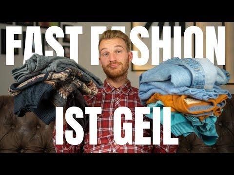 Warum Fast Fashion Noch Immer Geil Ist!