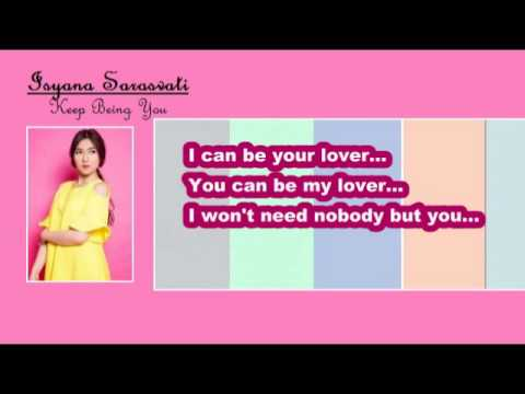 Isyana Sarasvati - Keep Being You (Lyric)