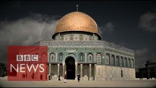 Living with violence in Jerusalem - BBC News