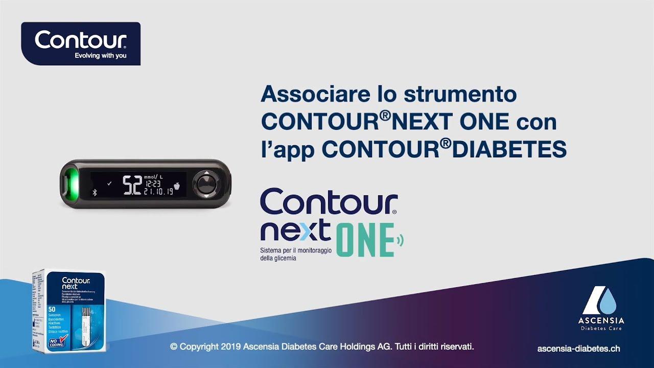 03 CONTOUR NEXT ONE mmol- Associazione dello strumento ...
