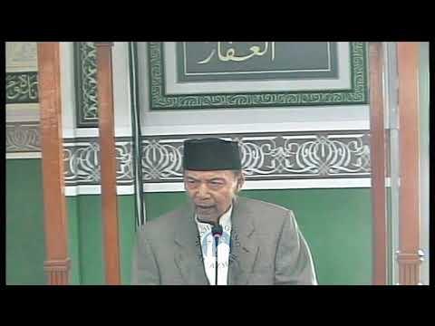 Khutbah Jum'at, 07/09/2018 -  H. Syamsir Kamaludin -