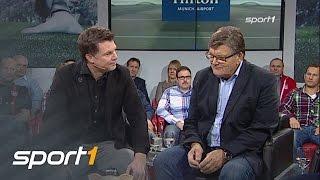 Hans Meyer erklärt den Gladbacher Höhenflug | SPORT1 DOPPELPASS