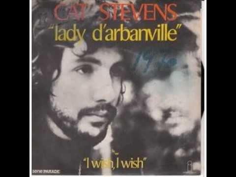 Cat  Stevens - Lady  D' Arbanville ( 1970 )