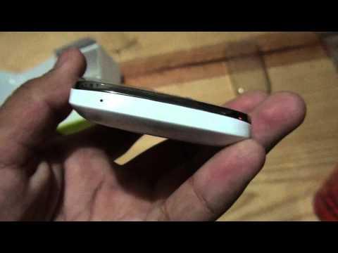 Unboxing Del Samsung Galaxy Fit - S5670 En Español (HD)