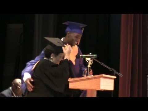 Greg Mathis Charter High School Commencement