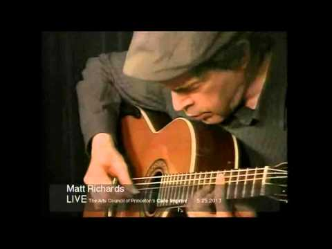 I Shot The Sheriff - Matt Richards - solo guitar