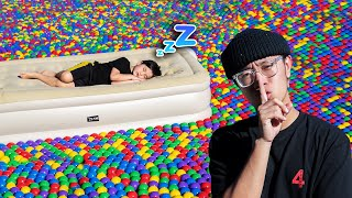 I woke up Jonathan in HERE!! **REVENGE PRANK WARS**