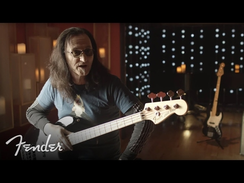 Download Youtube: Rush's Geddy Lee on his Fender USA Geddy Lee Jazz Bass | Fender