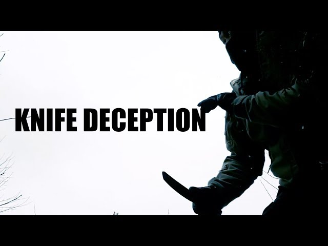 Knife Deception: How Image Formulates Opinion