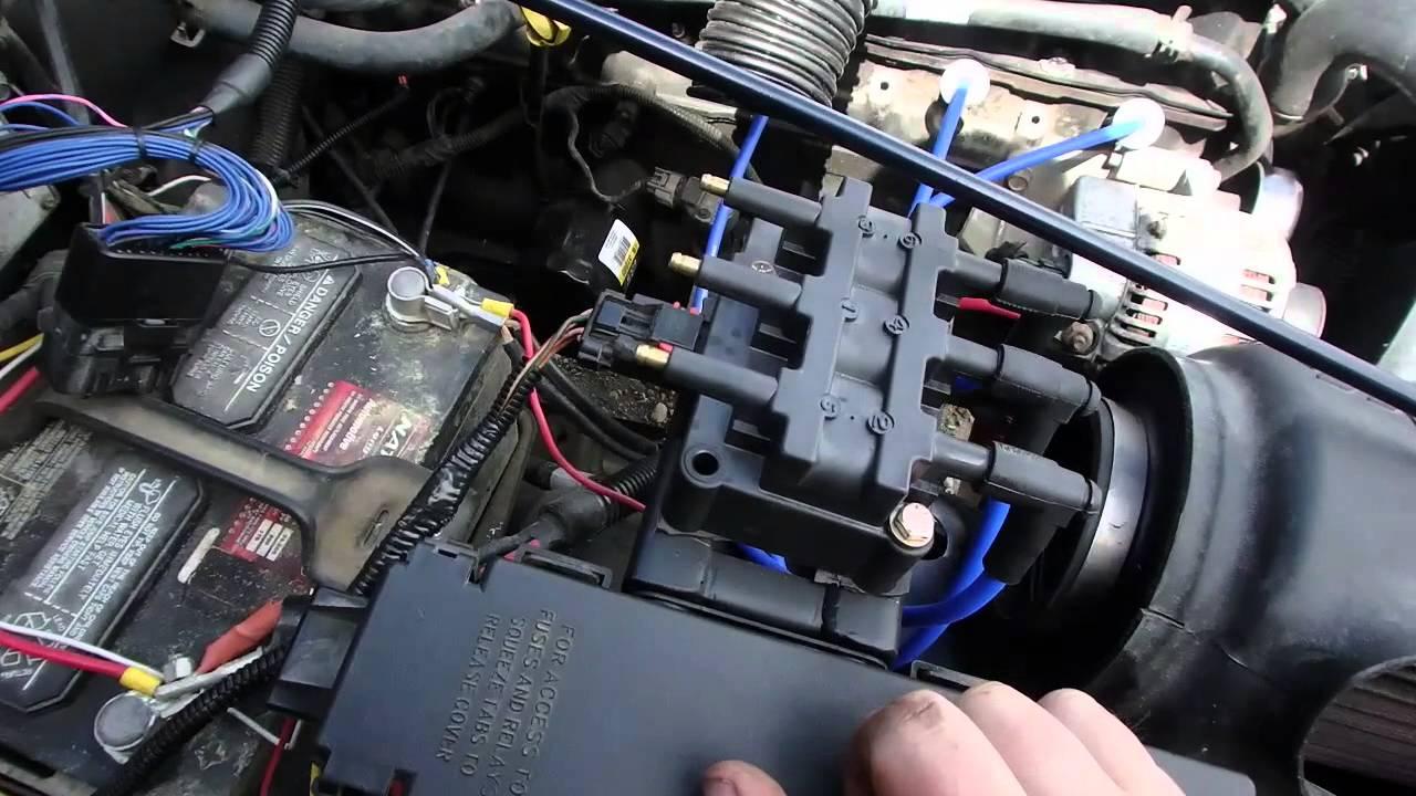 jeep viper coil mod goodbye coil rail youtubejeep viper coil mod goodbye coil rail [ 1280 x 720 Pixel ]