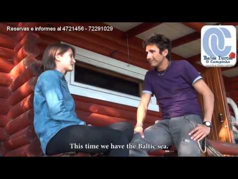 Sauna finlandesa banos turcos oc youtube - Sauna finlandesa o bano turco ...
