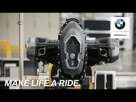 BMW Motorrad Spezial - Production