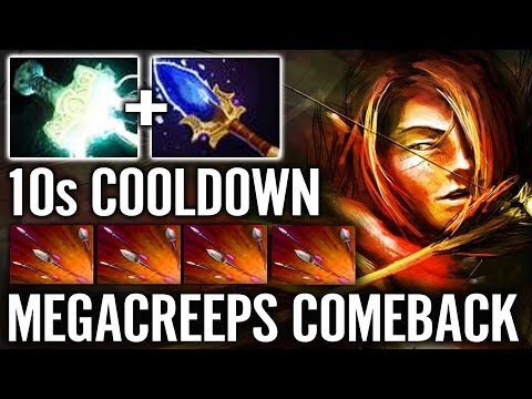 Everything Change After I Have This Items - 7000 Mmr Windranger Build Comeback Dota 2