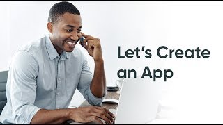 Quick Demo   How to Start Creating an Application for a Mobile Device