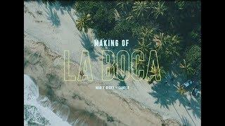Mau y Ricky, Camilo - La Boca (Behind the Scenes)