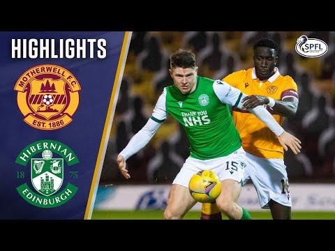 Motherwell Hibernian Goals And Highlights