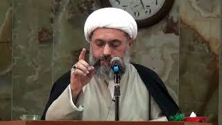 الشيخ عبدالله دشتي - أمير المؤمنين عليه السلام يقول أن الوصي أعذر