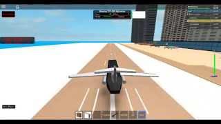 Roblox Boeing 727-200 Advance take-off