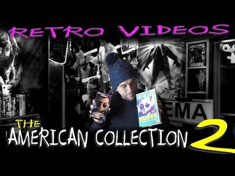 Retro Videos American Collection 2 ( VHS Collection)
