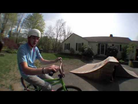 How to 180 a spine bmx