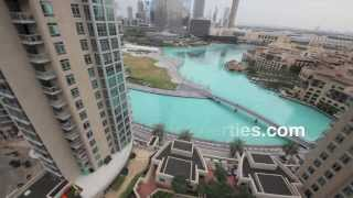 Downtown Dubai - Apartment for Sale, 3 beds+Maid, Full Burj Khalifa and Fountain view