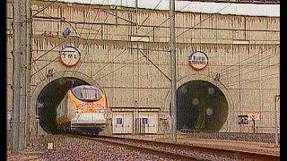 Le tunnel sous la Manche fête ses vingt ans