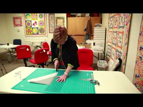 Bias Binding Tutorial - Bernina Sewing Studio