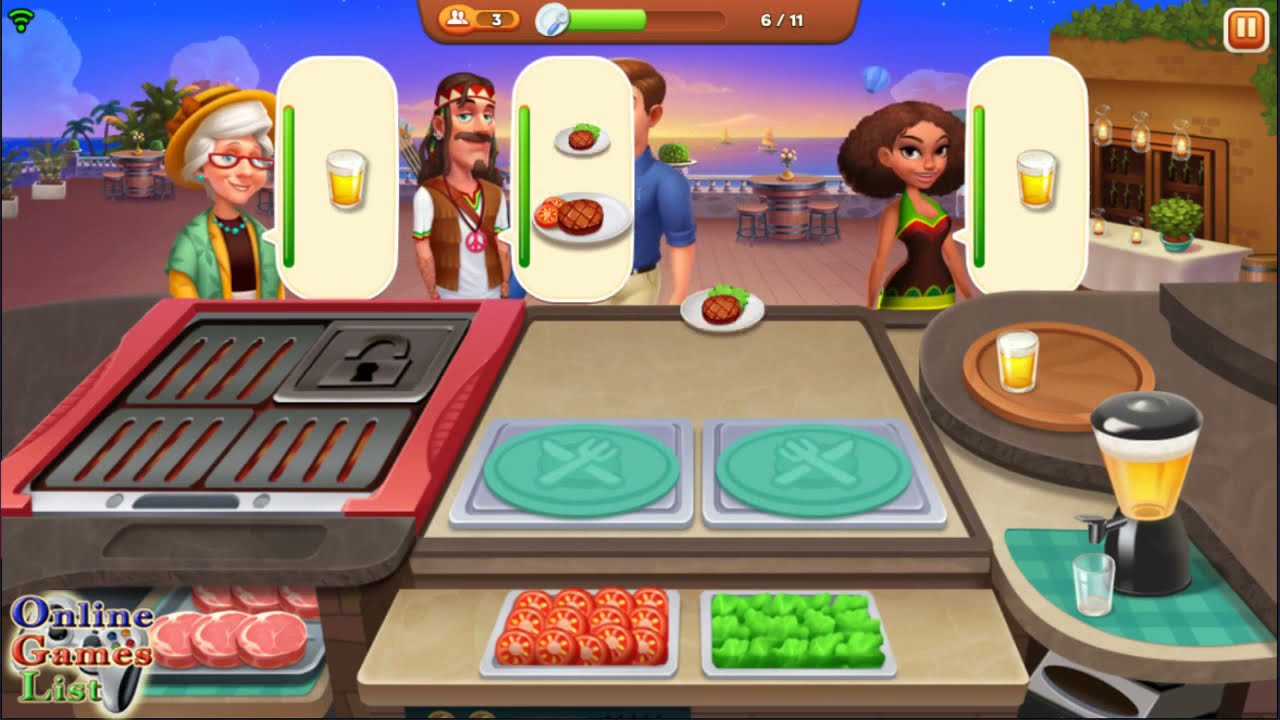 Cooking madness a chefs restaurant games android gameplay hd cooking madness a chefs restaurant games android gameplay hd forumfinder Choice Image