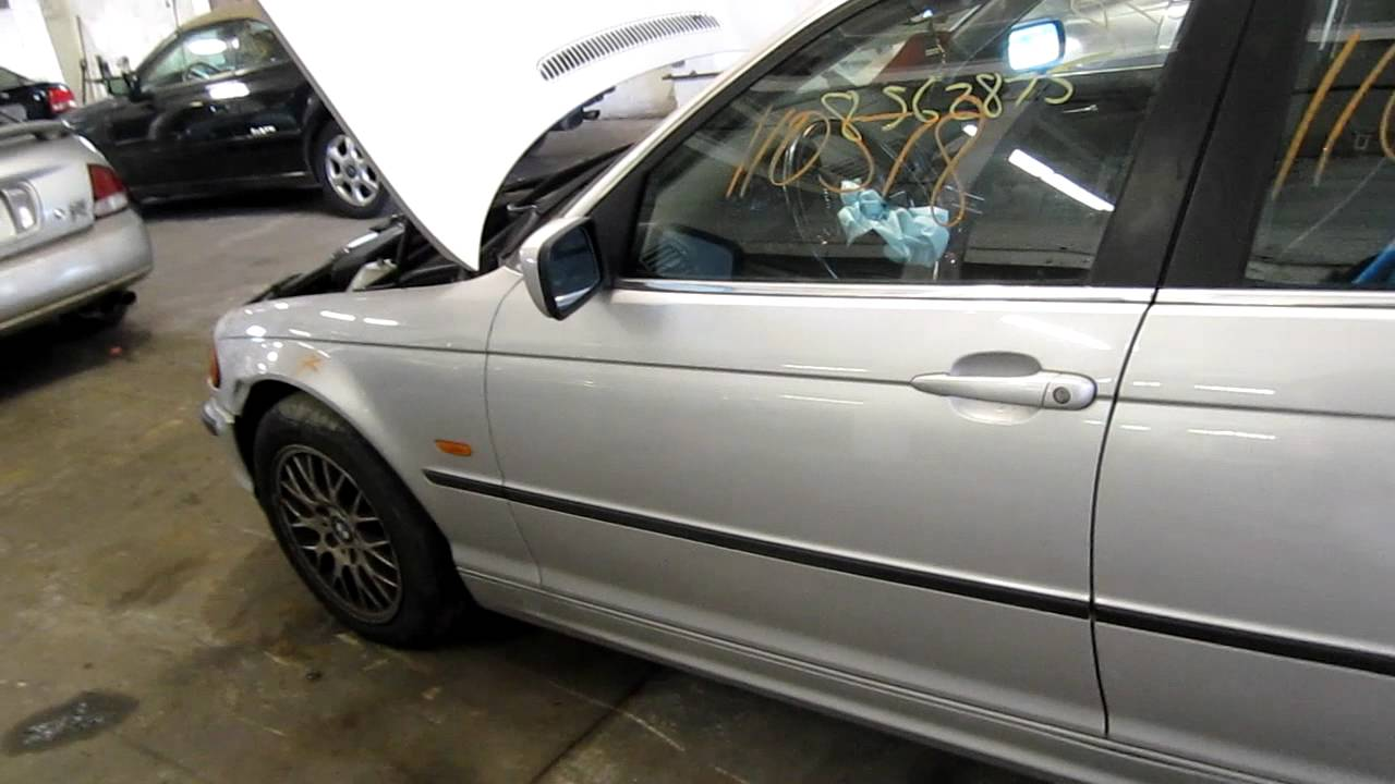 parting out a 1999 bmw 328i 110518 [ 1280 x 720 Pixel ]