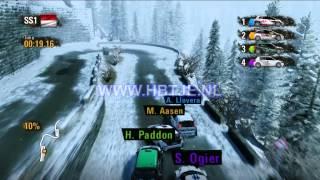 WRC Powerslide career part 1 (easy)