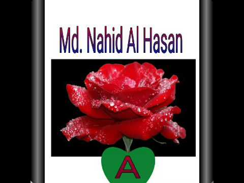 Kabhi Too Passo Mere Aao Hinde Song by Nahid Al Hasan. Pic Video