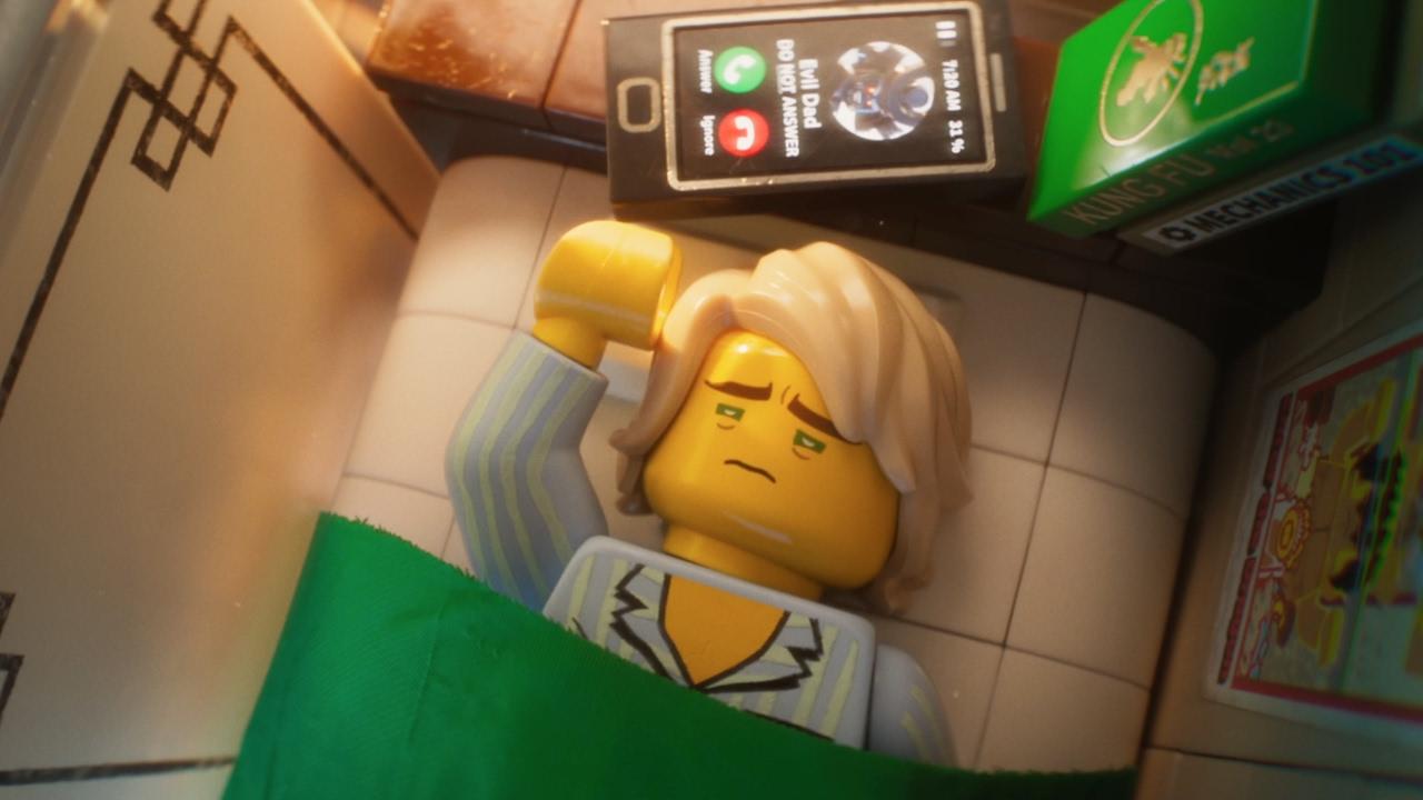 The Lego Ninjago Movie Full Trailer Youtube