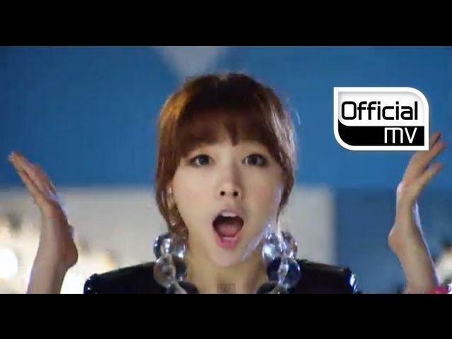 Girl's Day(걸스데이) _ Oh! My God MV