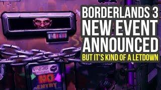 Borderlands 3 - New Event Announced, But It's Kind Of A Letdown (Borderlands 3 Eridium Farm - BL3)
