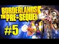 Borderlands: The Pre-Sequel! Part 5 - Moxxi's Secret Exits! (Concordia)