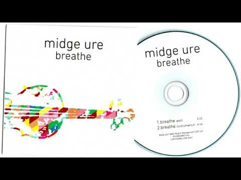 Midge Ure : Breathe Orchestrated Instrumental