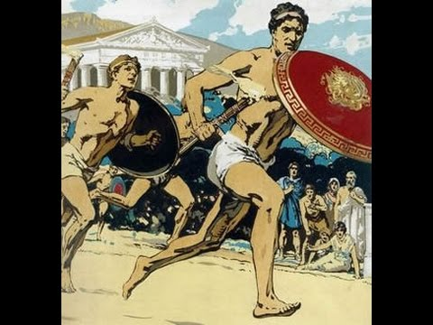 Ancient Olympics Documentary