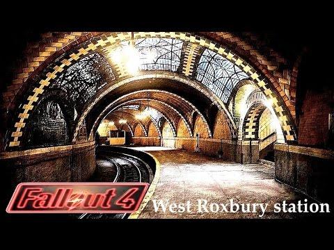 FALLOUT 4 West Roxbury station #9