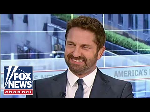 Gerard Butler opens up about Hunter Killer