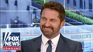Gerard Butler opens up about 'Hunter Killer'